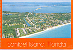 Aerial View Sanibel Island Florida cs4598