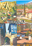 Click here to enlarge image and see more about item cs4637: Four Views of Bulgaria
