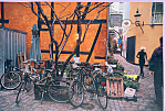 Click here to enlarge image and see more about item cs4724: Bicycles in Copenhagen