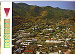 Click here to enlarge image and see more about item cs4756: Aerial View of Bisbee, Arizona