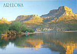 Click here to enlarge image and see more about item cs4760: Apache Lake Arizona cs4760