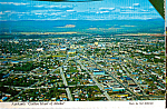 Click here to enlarge image and see more about item cs4821: Aerial View of Fairbanks Alaska cs4821