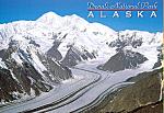 Click here to enlarge image and see more about item cs4827: Eldrige Glacier Denali National Park Alaska cs4827