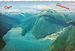 Click here to enlarge image and see more about item cs4828: Dyea Near Skagway Alaska cs4828