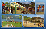 Scenes of Lake George, New York