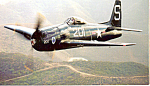 Click here to enlarge image and see more about item cs4834: Grumman F8F-2-Bearcat cs4834
