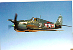 Click here to enlarge image and see more about item cs4838: Grumman F6F-5 Hellcat