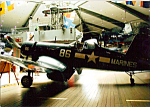 Click here to enlarge image and see more about item cs4846: Chance Vought F4U-1D Corsair
