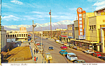 Click here to enlarge image and see more about item cs4850: Anchorage Alaska Downtown cs4850 Old Cars