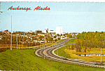 Click here to enlarge image and see more about item cs4851: Anchorage Alaska Highway cs4851