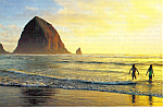 Click here to enlarge image and see more about item cs4868: Oregon Coast