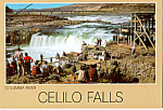 Click here to enlarge image and see more about item cs4932: Celilo Falls Columbia River OR cs4932