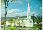 First Congregational Church  Williamstown Massachusetts cs4986