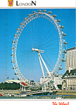 Click here to enlarge image and see more about item cs4997: The Eye London Ferris Wheel