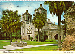 Click here to enlarge image and see more about item cs5000: Mission Conception San Antonio Texas cs5000