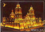 Click here to enlarge image and see more about item cs5006: The Cathedral  Mexico cs5006