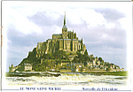 Le Mont Saint Michel  France cs5008