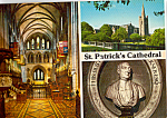 Views of  St Patrick s Cathedral Dublin  Ireland cs5023