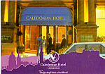 Caledonian Hotel, Edinburgh Scotland