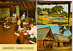 Click here to enlarge image and see more about item cs5040: Samburu Game Lodge,Keekorok, Kenya