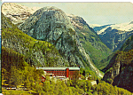 Click here to enlarge image and see more about item cs5049: Stalheim Hotel  Norway Postcard cs5049