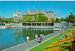Click here to enlarge image and see more about item cs5052: Empress Hotel, Victoria Britsh Columbia, Canada