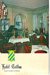 Click here to enlarge image and see more about item cs5055: Hotel Trillon, Santiago, Chile