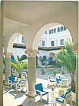 Click here to enlarge image and see more about item cs5058: El Minzah Hotel Tanger  Morocco cs5058