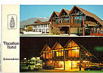 Click here to enlarge image and see more about item cs5074: Vacation Hotel, Queenstown, New Zealand