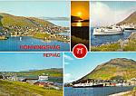 Norway Honningsvag, Passenger Liners