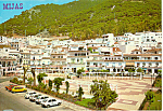 Click here to enlarge image and see more about item cs5182: Mijas Costo del Sol Spain Plaza Virgen de la Pena cs5182