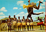 Click here to enlarge image and see more about item cs5207: Kitui Dancers Nairobi, Kenya