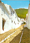 Click here to enlarge image and see more about item cs5221: Typical Street Mijas Spain cs5221