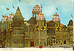 Click here to enlarge image and see more about item cs5230: 1905 Corn Palace, Mitchell, South Dakota