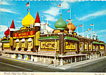 Click here to enlarge image and see more about item cs5231: 1970 Corn Palace, Mitchell, South Dakota