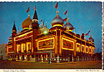 Click here to enlarge image and see more about item cs5232: Corn Palace, Mitchell, South Dakota