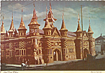 Click here to enlarge image and see more about item cs5233: 1892 Corn Palace, Mitchell, South Dakota