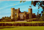 Click here to enlarge image and see more about item cs5276: Malahide Castle Co Dublin Ireland Postcard cs5276