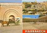 Click here to enlarge image and see more about item cs5303: Marrakech Morocco Palais El Bahia cs5303