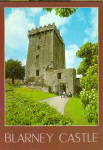 Click here to enlarge image and see more about item cs5310: Blarney Castle Near Cork City Ireland Postcard cs5310