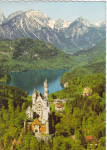 Click here to enlarge image and see more about item cs5314: Konigsschloss Neuschwanstein, Bavaria, Germany