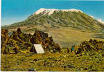 Click here to enlarge image and see more about item cs5333: Mt Kilimanjaro, Tanzania