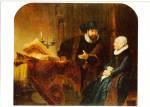 Der Mennonitenprediger Anslo, Rembrandt