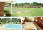 Holiday Motel Barea Kentucky Postcard cs5362