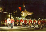 Beating of the Retreat, Hamilton, Bermuda