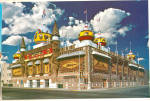 Click here to enlarge image and see more about item cs5376: 1982 Corn Palace, Mitchell, South Dakota