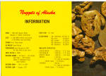 Click here to enlarge image and see more about item cs5406: Nuggets of Alaska Information cs5406