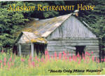 Click here to enlarge image and see more about item cs5447: Alaskan Retirement Home cs5447