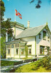 Click here to enlarge image and see more about item cs5469: Troldhaugen Home of Nina and Edvard Grieg, Bergen