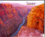 Click here to enlarge image and see more about item cs5472: Toroweap Overlook, Grand Canyon National Park